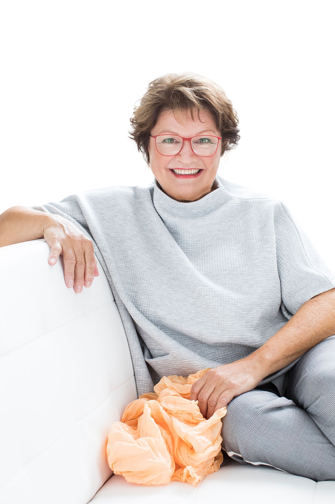 Verena Dummermuth Mentorin für verwitwete Frauen