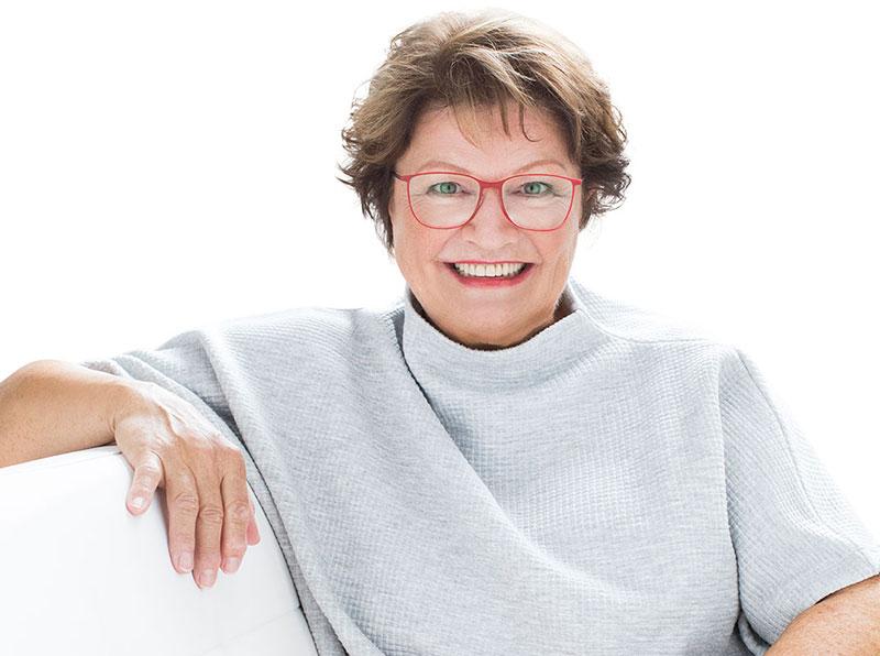 Verena Dummermuth - Mentorin für verwitwete Frauen